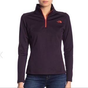 🆕✨ The North Face Tech Partial Zip Pullover